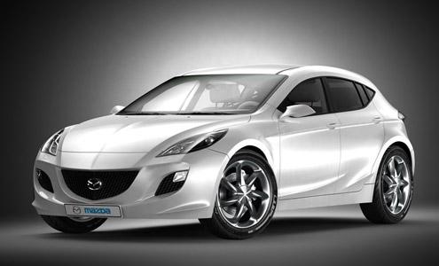 Концепт Mazda 3