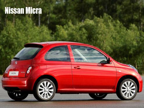 Nissan Micro